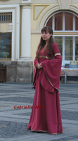 My first medieval dress by Gabrielle-niki