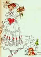 Jolly Holiday by FrenchHumorist