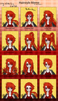 Hairstyle meme: Ewige by TheULTImateAngel