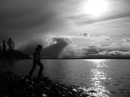 Scouting the lake by shaylee-2