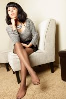 Pantyhose Shoot 1 by sofyg