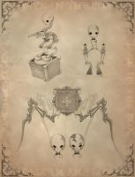 jack in the box concept art by vitruve