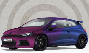 VW Scirocco by Darwey