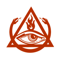 The Order of the Triad Symbol by simpsonsfan628