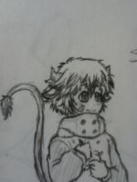 New OC by AbominalSnowDemon