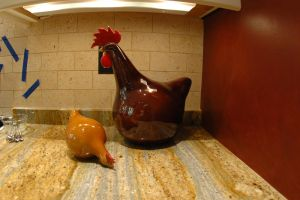 Chicken of a Different Color 4 by ACrazyCharade-Stock