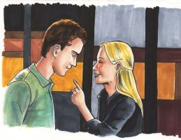 Logan and Veronica by bachel60