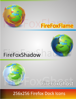 Firefox FSG Dock Icons by RPGuere
