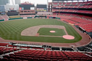 Busch Stadium by blankearthdesign