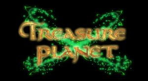 KH Treasure Planet Logo by Lamperougegirl