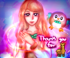 Thanks for llama by Vhoii