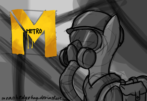 Metro by meanhedgehog