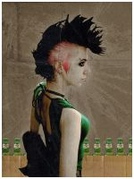 beer punk by welsix