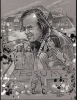 The Shining by jeffzombie37