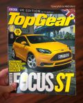 Top Gear Cover - July 2012 by notbland