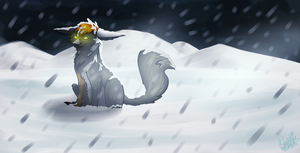 The Storm wont end by BlaideBlack