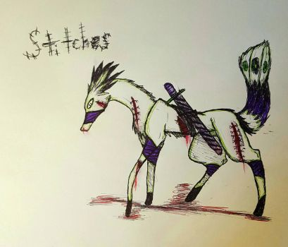Stitches by TheSkyPack