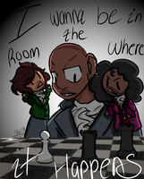 The Room Where It Happens by XxMelodyBeatsxX