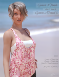 Genesis 3 Female for G2F - Available at Daz 3D by VAlzheimer