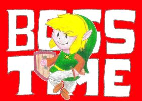 BOSS TIME!! by SuperMattyBros