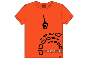 T-shirt Circosphere by 8temps