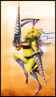 Beedrill by Luminall