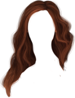 Hair PNG 09 by Thy-Darkest-Hour