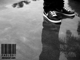 Drowning in a Puddle - dA ID by paolo91