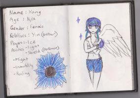 OC twins: Yang + bio by Kayaba-Wolf