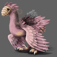 Spore Creature - Baby by Rivertonic
