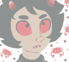 CP Challenge : Day 3 - Karkat! by PONYPUKE