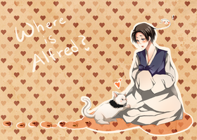 APH::where is Alfred? by dashima