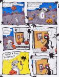 Spooky World of Wud pg 1 by Goodlyman100