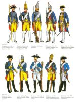 Prussian Infantry by julius1880