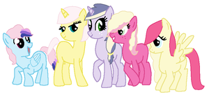MLP Shipping Adopts --1-- by liz72098