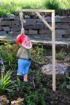 Germans love their garden gnomes, they say. by jost1