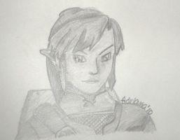 link twilight princess by AdryCottonCandy