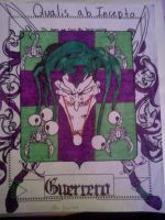 Joker coat of arms by jokercrazy