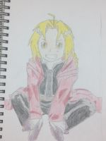 Edward Elric by whitewolf564