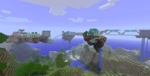 Skylands 2 by Sero-Cheat