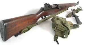 M1 Garand and Fixins by rcbif