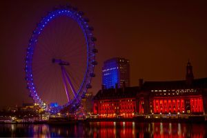 London Eye by MartinSar