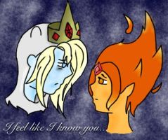 Ice and Fire by bongoluvspokemon