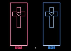 Judas or Jesus - Born This Way Ball - Gaga by anoanoanoano