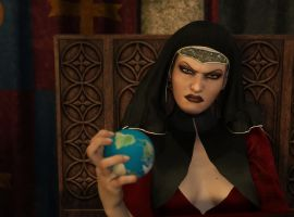 Wicked Queen for a Wicked World by Ippotamus