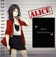 D-Code: Alice by SimplyLiah