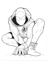 Scarlet Spider to the 3rd by ragelion