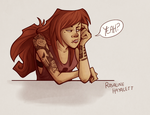 rohsahleen by couldhavebeenking