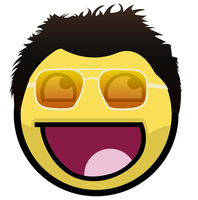 Michael Westen awesome smiley by E-rap