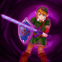Link by Howleng